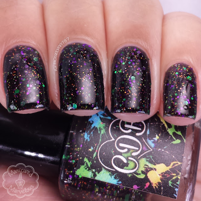 CDB Lacquer - Bump in the Night