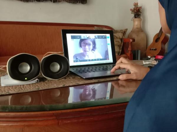 Belajar Bahasa Inggris Online bareng TBI Kuningan