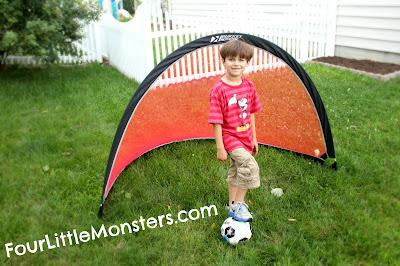 Four Little Monsters Blog