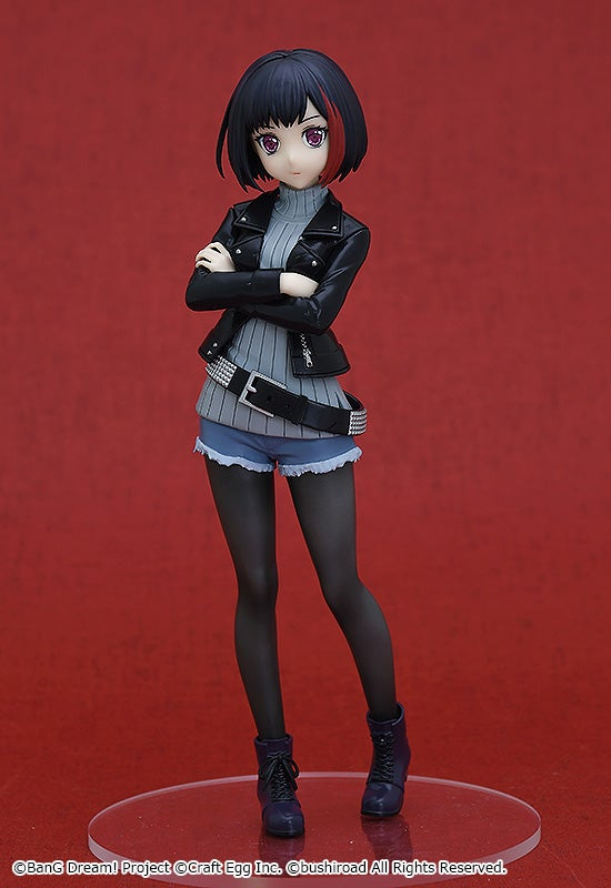 BanG Dream! Girls Band Party! - POP UP PARADE Ran Mitake (Good Smile Company)