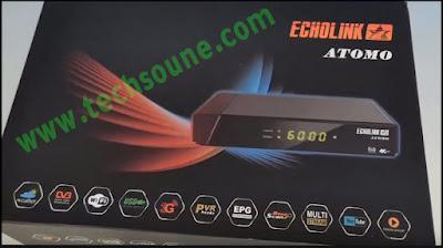 رسيفر Echolink ATOMO 4K