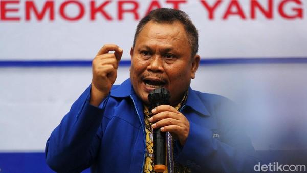 Kubu Moeldoko Kini Akui Belum Daftarkan Hasil KLB Demokrat ke Kemenkumham