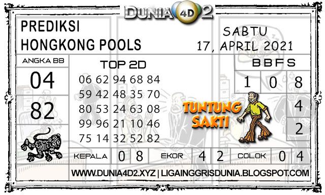 Prediksi Togel HONGKONG DUNIA4D2 17 APRIL 2021
