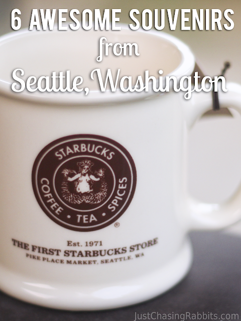 6 Awesome Souvenirs from Seattle, Washington