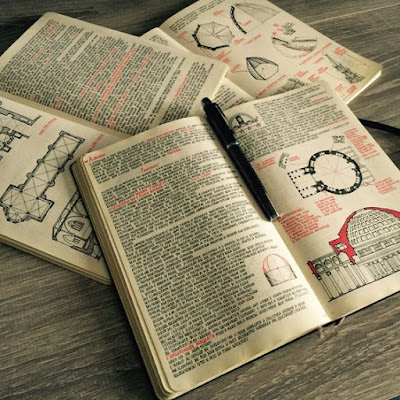 moleskine architecture notebooks