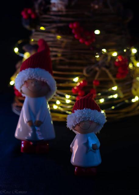Decoración navideña / Rosa Romero
