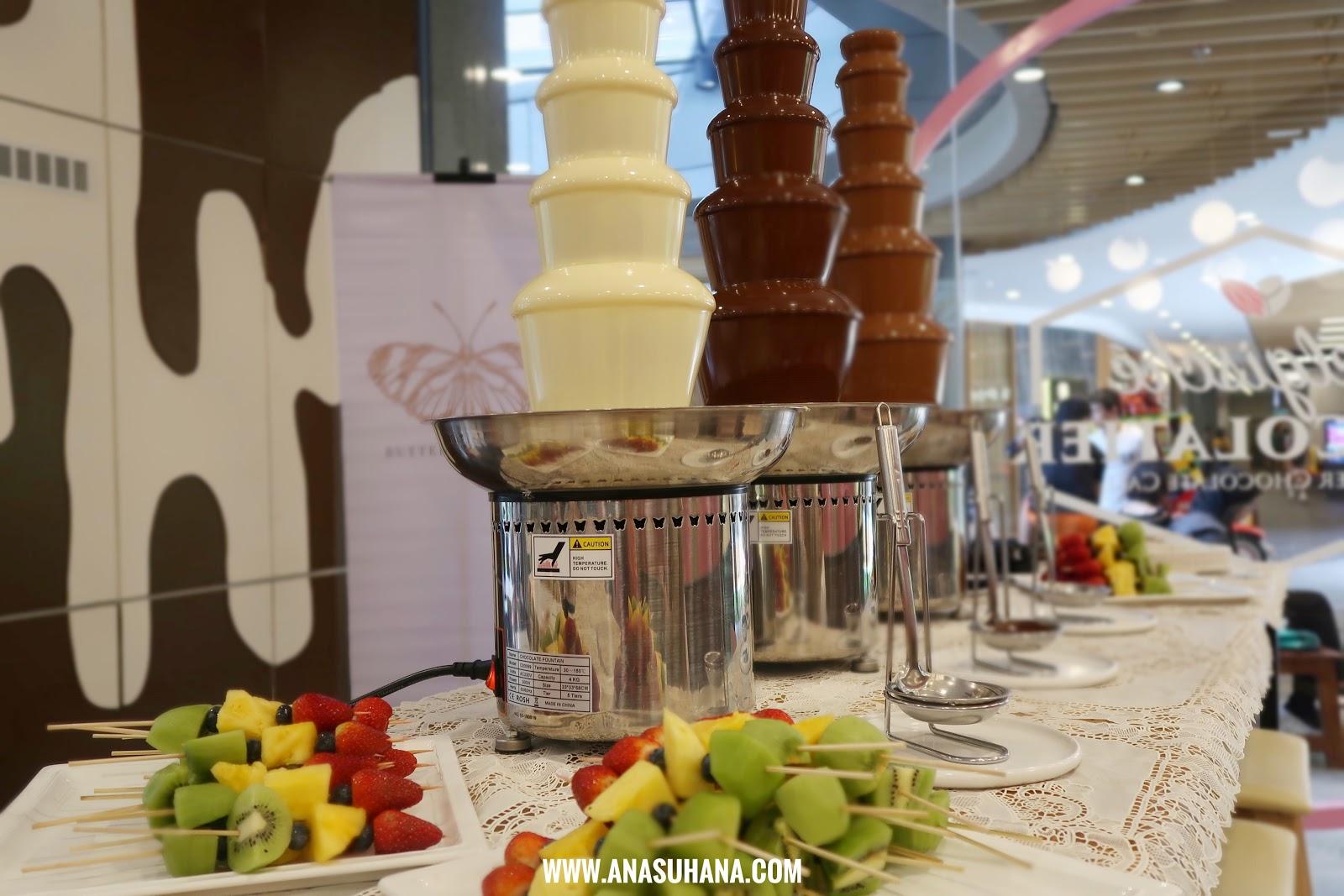 Belgische Chocolatier Mont Kiara