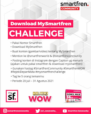 umarfadil - download my smartfren challenge