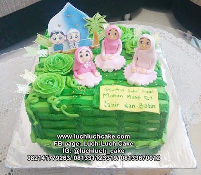 Kue Tart Idul Fitri Lebaran Parcel
