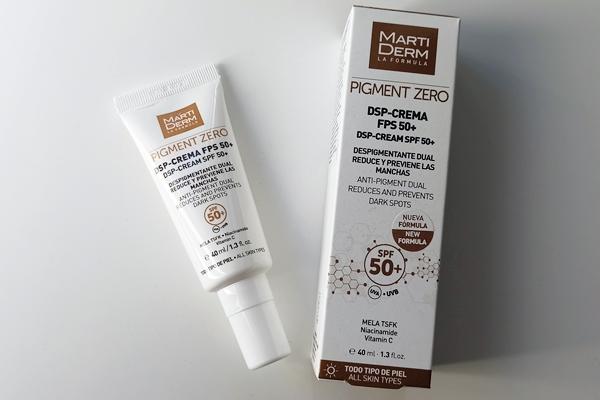 Pigment Zero Crema 50+