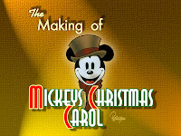 mike peraza mickey's christmas carol