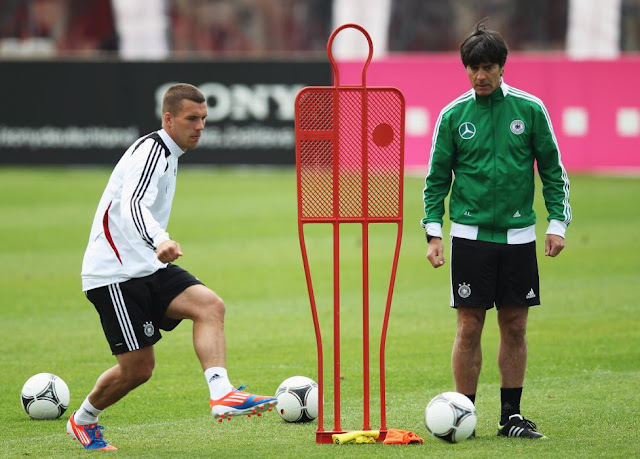 Can Podolski become Germany's Messiah against Poland?