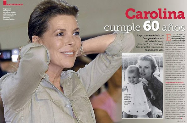 Charlotte Casiraghi, Andrea Casiraghi,  Pierre Casiraghi, Tatiana Santo Domingo, Beatrice Borromeo, Princess Alexandra, Grace Kelly