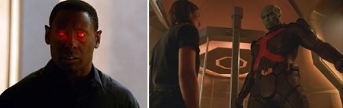 martian manhunter supergirl scene identity hank henshaw revealed