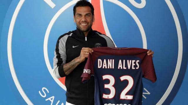 Dani Alves PSG
