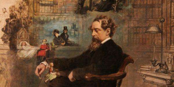 """تشارلز ديكنز.. مؤلف """"أوقات عصيبة""""  كان يكتب عن شقائه الشخصي"""