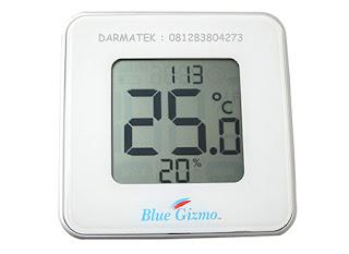 Darmatek Jual Blue Gizmo BG HT-09 thermohygrometer