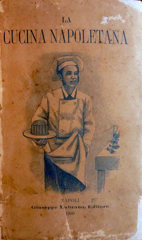 AAA ACCADEMIA AFFAMATI AFFANNATI PER UNA STORIA DEL SARTU UN LIBRO DI CUCINA NAPOLETANA DEL 1900
