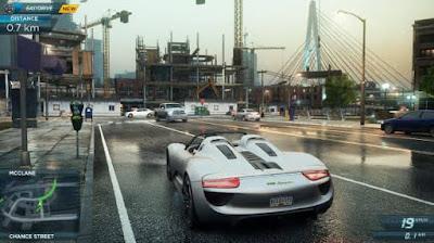 لعبة Need For Speed Most Wanted 2012 من ميديا فاير