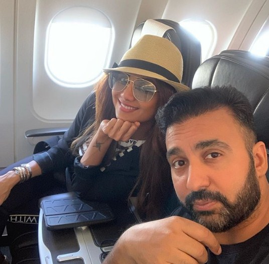 Raj Kundra to Shilpa Shetty: My affection for you is an adventure beginning at everlastingly and finishing at never