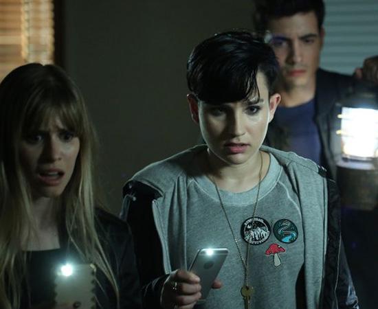 Personagens da série Scream