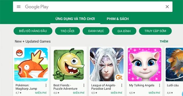 Tải Nox App Player – Phiên bản Nox Player 6 mới nhất về máy tính 5