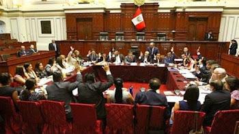 Excongresistas que serán procesados tras perder inmunidad