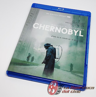 Chernobyl Bluray