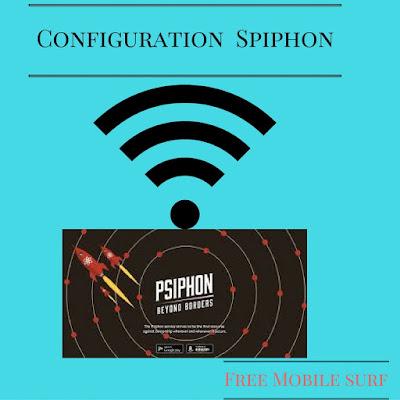 Psiphon internet gratuit 2016: paramètres proxy