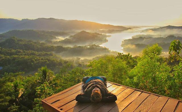Puncak Bukit Cendana Kulon Progo, Wisata Favorit di Jogja