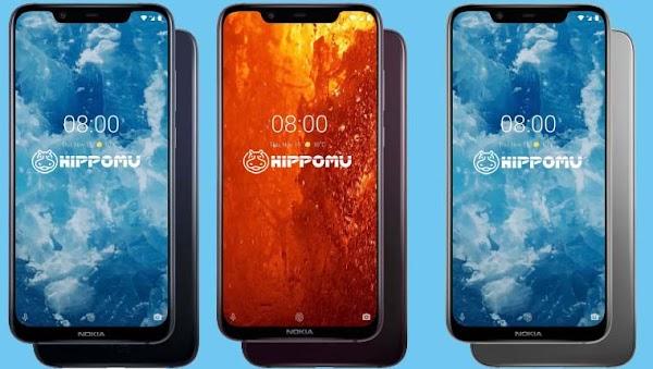 Nokia 8.1 dengan varian RAM 6GB akan meluncur akhir bulan ini atau awal Februari