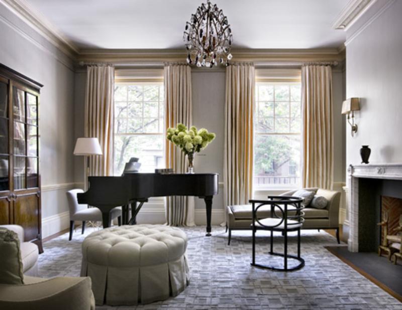 Bricolage e decora o 7 ideias para salas com piano for 1 5 piani casa piani