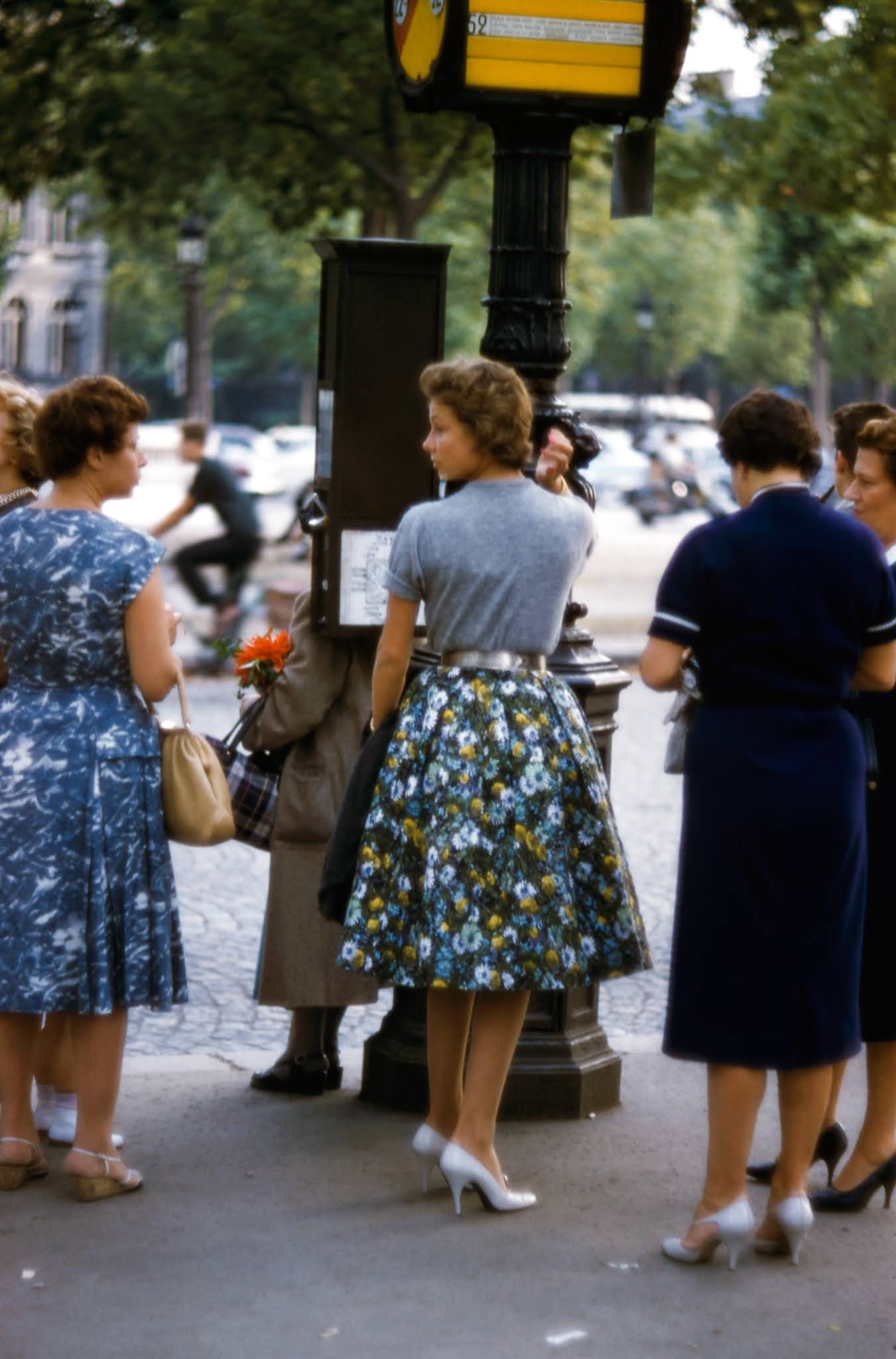 Notable Fashions over from the 1950s to the Present Day