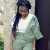 Check out how this female corp member wore her NYSC Khaki