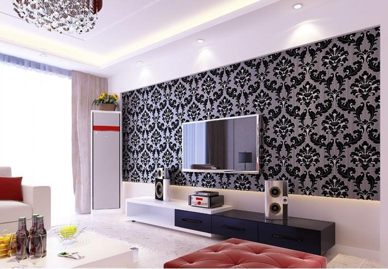 Model Wallpaper Dinding Rumah Dan R Terbaru