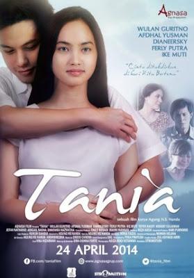 Poster Film Tania