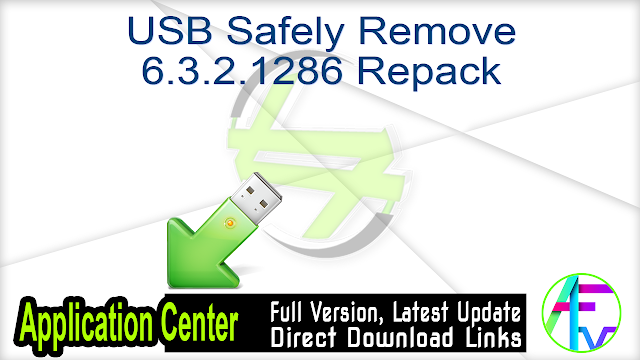 USB Safely Remove 6.3.2.1286 Repack