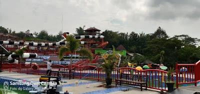 Lokasi Kumpay Waterpark
