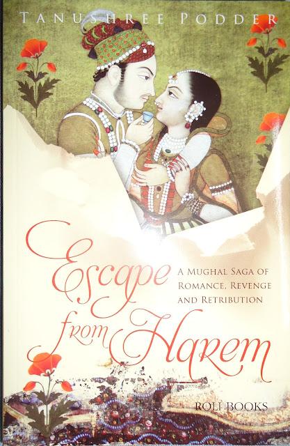 Historical novels by Tanushree Podder