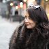 OOTD Florals & Fur: Hanging Up My Sweaters For A Day Out In The Winter Sun