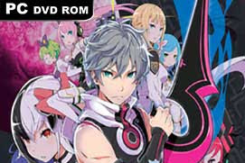 Download Game Conception II Children of the Seven Stars Proper - Game PC