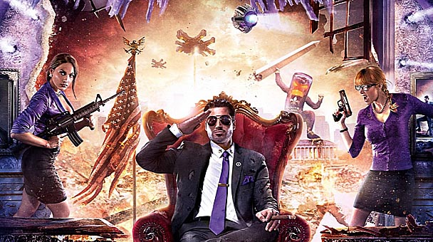 Best of Saints Row PC-game