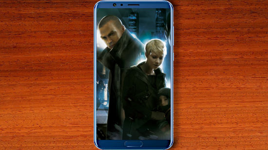 Detroit Become Human - 3 Persos - FHD pour Mobile