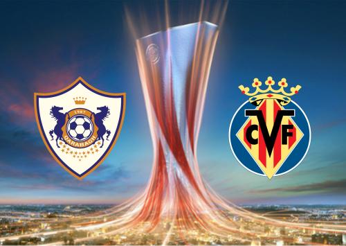 Qarabag vs Villarreal -Highlights 29 October 2020