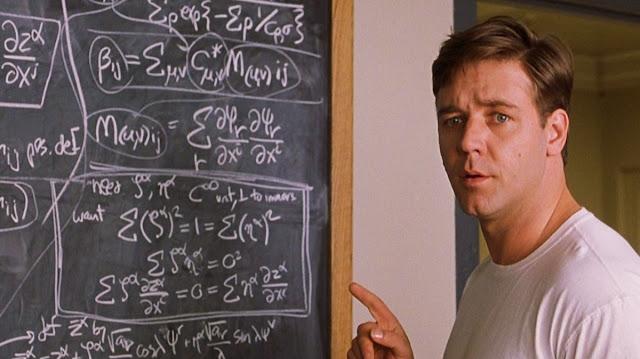 Filme uma mente brilhante John Nash