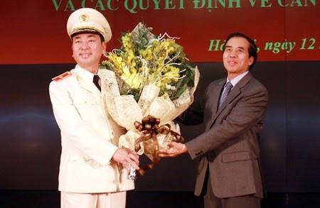 Luân chuyển 44 cán bộ: Em trai Đại tướng Trần Đại Quang làm Phó Bí thư Thái Nguyên