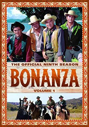 Bonanza Temporada 9 Ingles