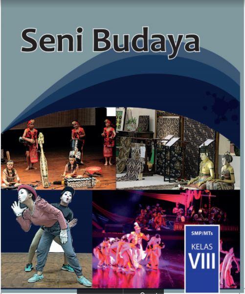 Buku Siswa Seni Budaya Kurikulum 2013 Kelas 8 SMP/Mts Revisi Terbaru