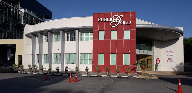 Public Gold Global Business Center (PGGBC)