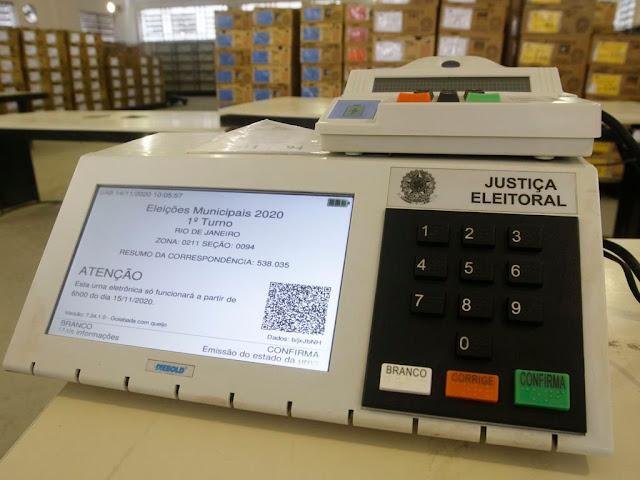 TSE e Abin assinam contrato para garantir segurança das urnas eletrônicas